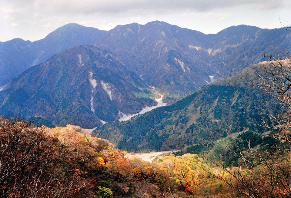 丹沢 鍋割山(なべわりやま)